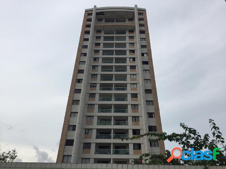 Aluga Apartamento Semi mobiliado na Ponta Negra - Ideal para