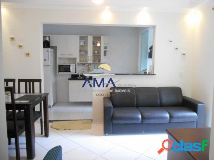 Apartamento 1 dormitório Pitangueiras, 1 vaga