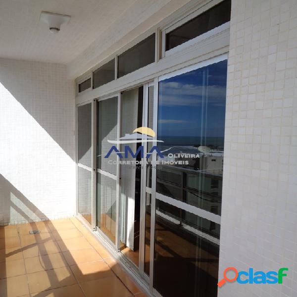 Apartamento 3 dormitórios Pitangueiras, Vista para o Mar!
