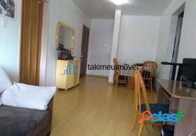 Apartamento com 1 dormitório à venda, 44 m² por R$