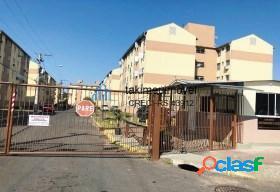 Apartamento com 2 dormitórios à venda, 44 m² por R$