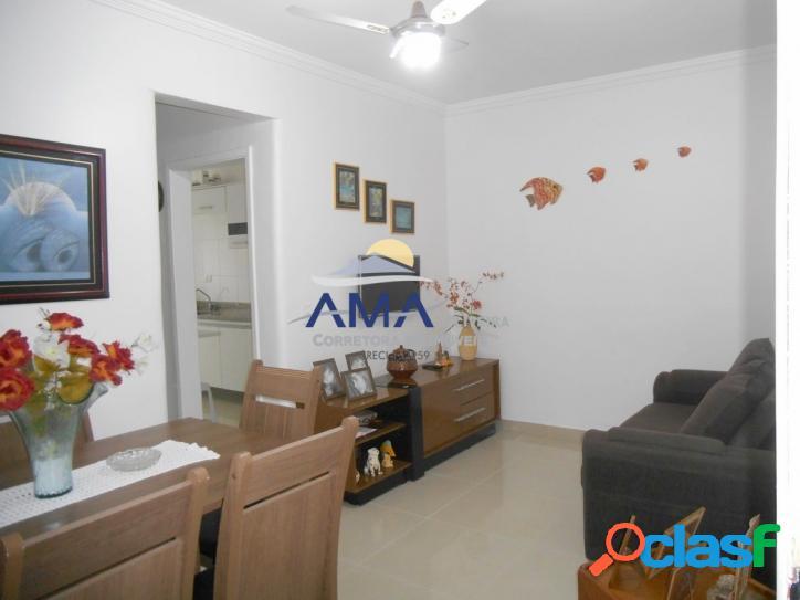 Apartamento de 1 dormitório Pitangueiras, reformado com