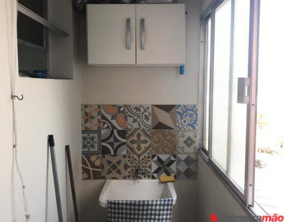 Apartamento de 1 dormitórios em São Vicente