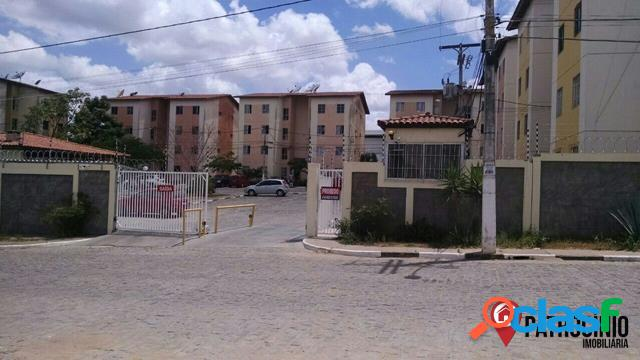Aptº residencial à venda, Pedra do Descanso-FSA