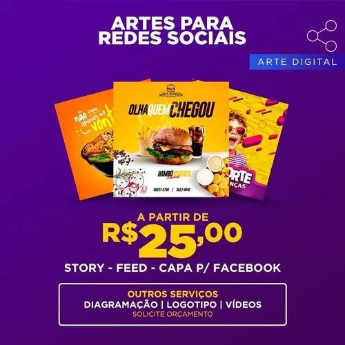Artes Gráficas Para Redes Sociais/flyers