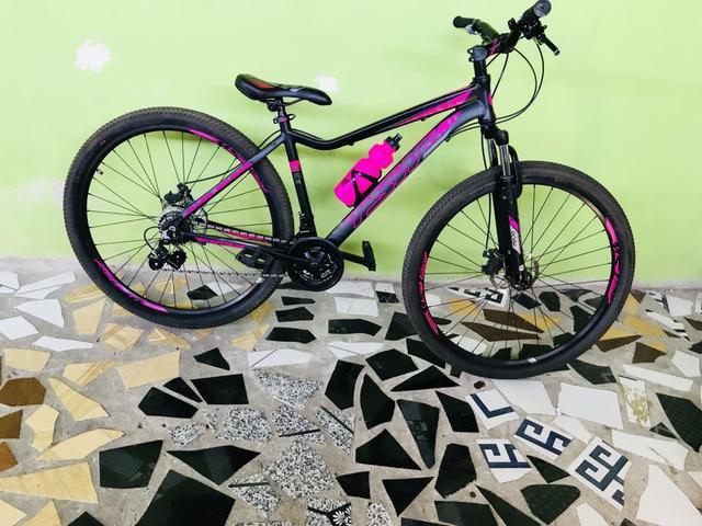 Bike TSW semi nova