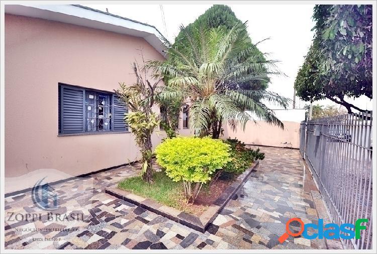 CA308 - Casa, Venda, Americana, Jardim Brasília, 300 m²