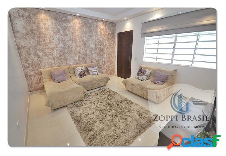 CA383 - Casa à Venda em Americana SP, Vila Dainese, 256 m²
