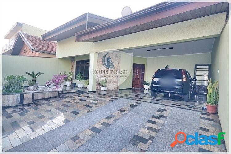 CA572 - Casa à Venda em Americana SP, Vila Frezzarin, 300