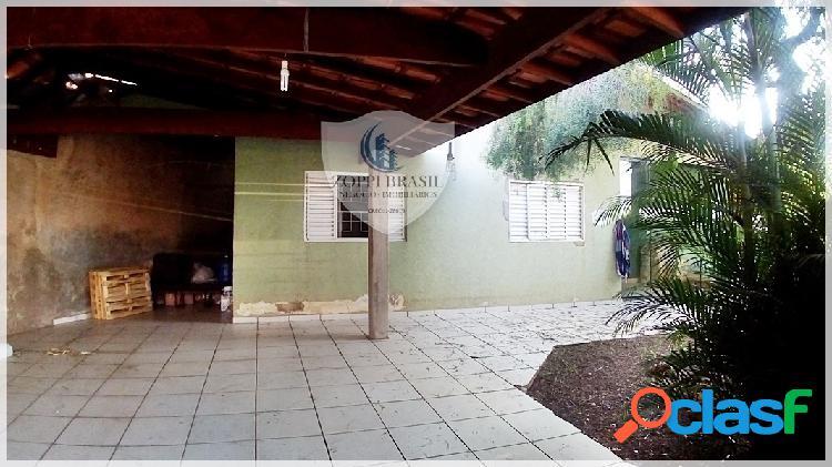 CA587 - Casa à Venda em Santa Bárbara d´Oeste SP, Jardim