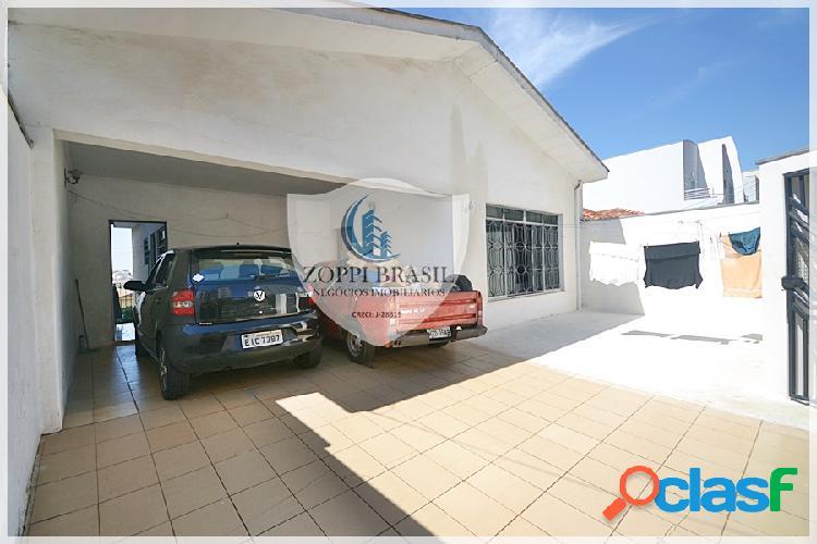CA656 - Casa Residencial/Comercial à Venda em Americana SP,