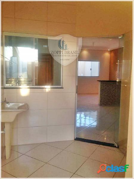 CA803 - Casa à venda em Americana, Nova Carioba, 150m², 2