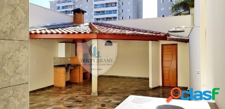 CAL0056 - Casa para aluguel em Americana, Jardim São Paulo,