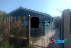Casa com 2 dormitórios à venda, 140 m² por R$ 203.000