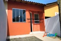 Casa com 2 dormitórios à venda, 50 m² por R$ 135.000
