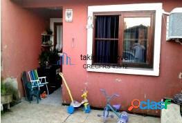 Casa com 2 dormitórios à venda, 50 m² por R$ 170.000