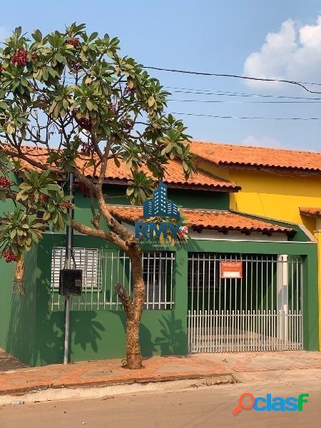 Casa de 2 quartos na Cohab no bairro Canelas em Várzea