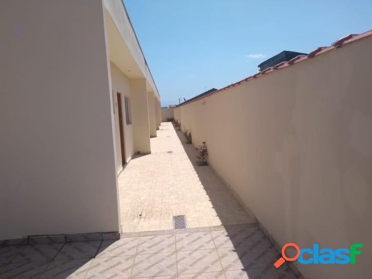 Casas novas em Condomínio fechado no Cibratel- Itanhaém