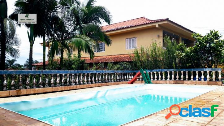Haras Bela Vista em Vargem Grande Paulista Casa com 4