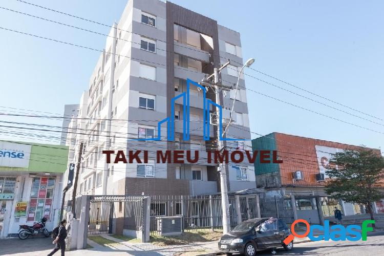 Lindo Apartamento 2 dorms,, 1 suite, churrasqueira dentro,