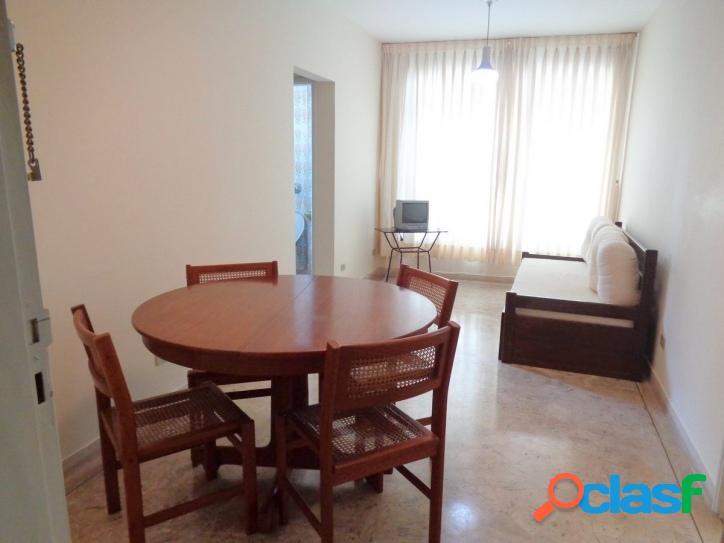Locação Anual Pitangueiras, 1 dormitório, região nobre!