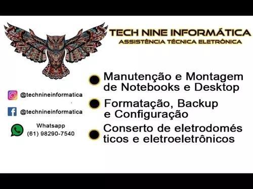 Manutenção De Pc E Notebook, Micro-ondas