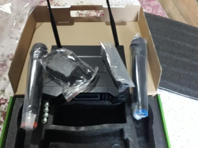 Microfone profissional Ecopower ep M206 novo na caixa