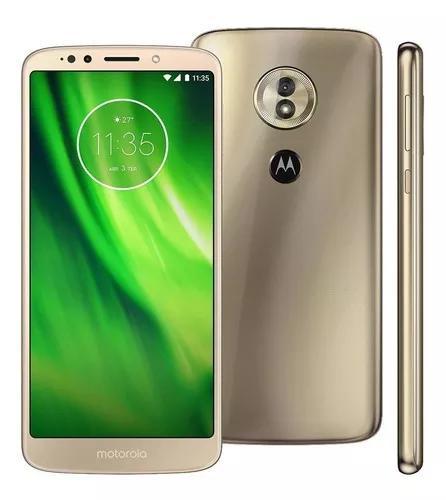 Motorola Moto G6 Play Dourado