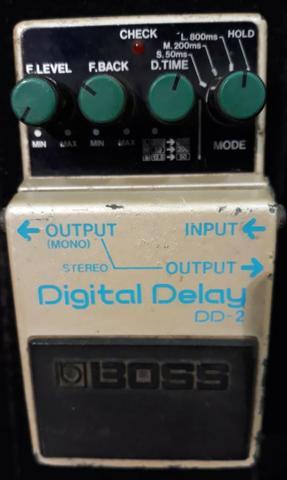 Pedal Boss Delay Digital DD-2 - Made in Japan