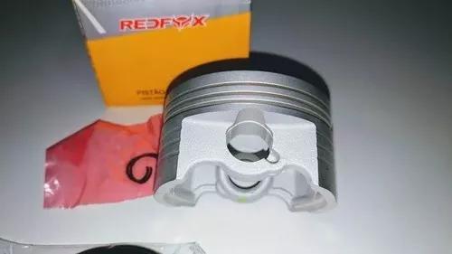 Pistão Red Fox Da Titan 150 Cc