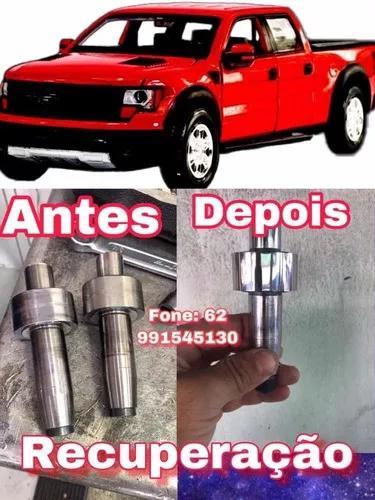 Recupero Eixo Da Bomba De Diesel