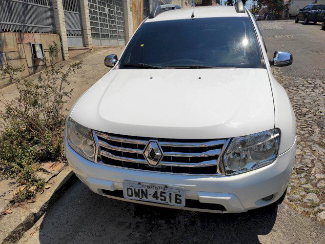 Renault Duster 1.6 Ano 2013/2014 manual (Gás 5G)