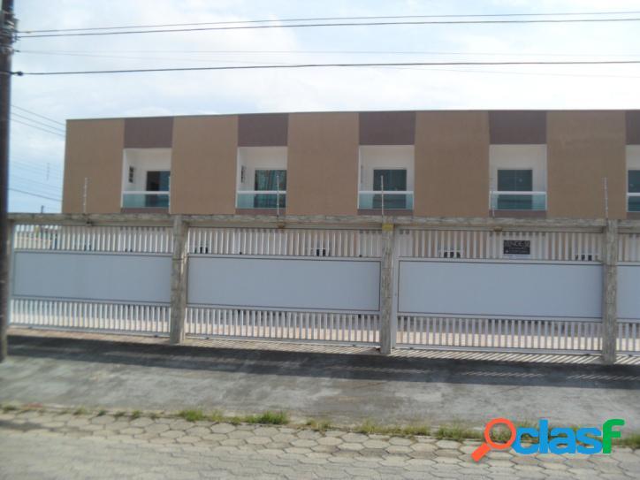 Sobrado em condomínio lado Praia - Itanhaém- SP