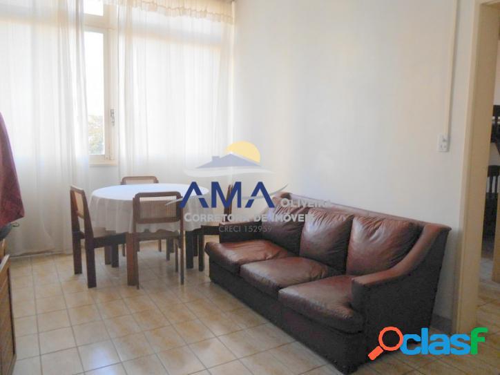 Venda 1 dormitório Pitangueiras, 150 metros da praia, 1