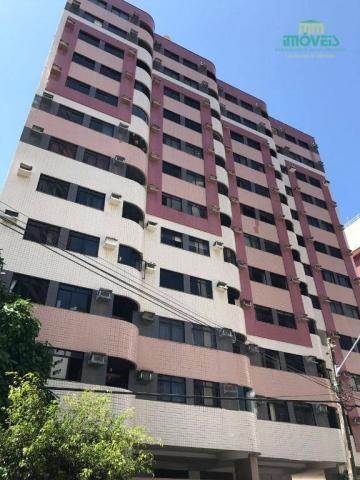 Apartamento de 02 quartos em excelente localização!