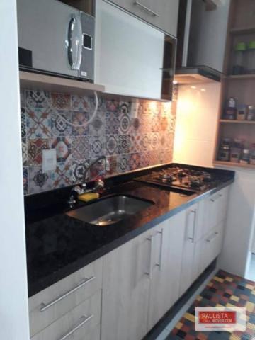 Apartamento para alugar, 82 m² por r$ 2.700,00/mês - vila