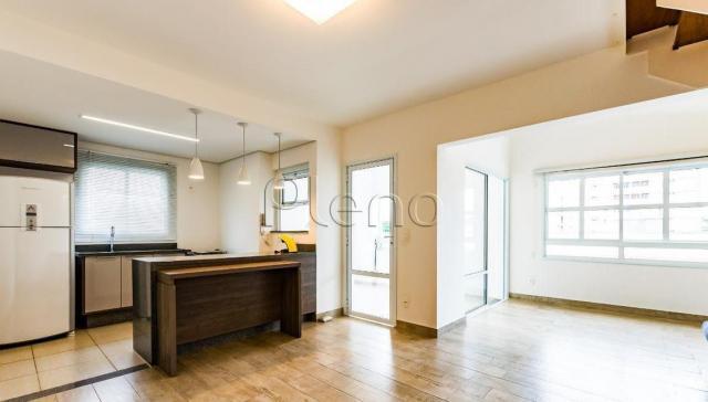Apartamento para alugar com 2 dormitórios em Cambuí,