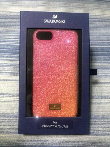 Capa Swarovski iPhone 6/6s/7/8