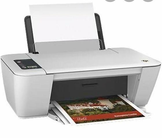 Impressora HP deskjet 2676 multifuncional