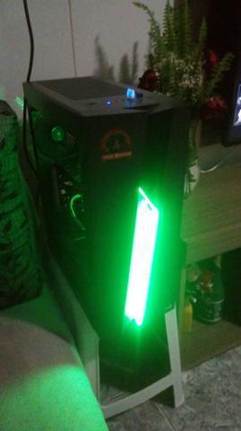 Kit Gamer octacore xeon x3470 e placa mãe Asus Pro