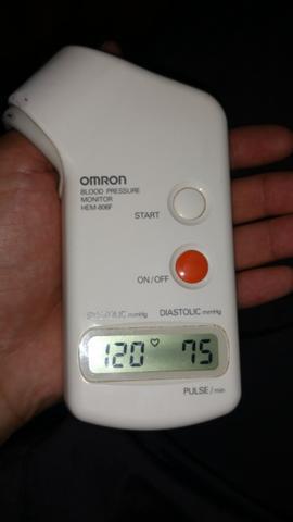 Monitor de batimento cardíaco/ pressão