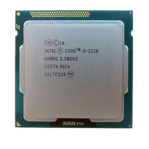 Processador, Memória Ram e HD