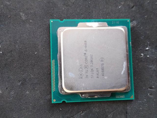 Processador core i5 4460