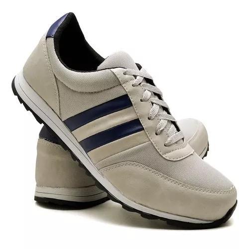 Sapatênis Sapato Casual Juilli Com Cadarço 01 Branco