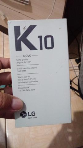 Troco K10 2017 em J8 com volta minha