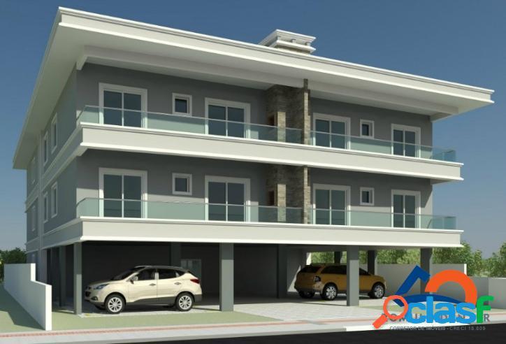 Apartamentos novos a venda com 03 dormitórios. Rua