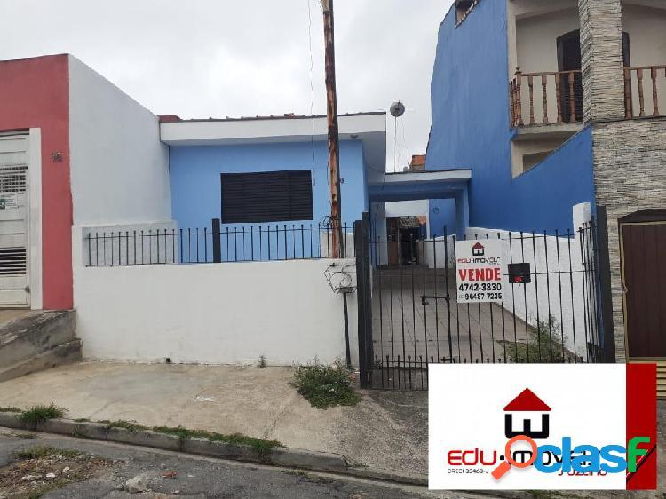 Casa Residencial com galpão / Jardim Tanquinho / Ferraz de