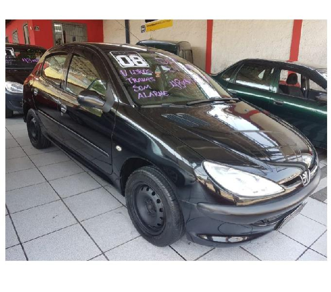 Peugeot 206 1.4 Flex Sensation 4 portas 2008