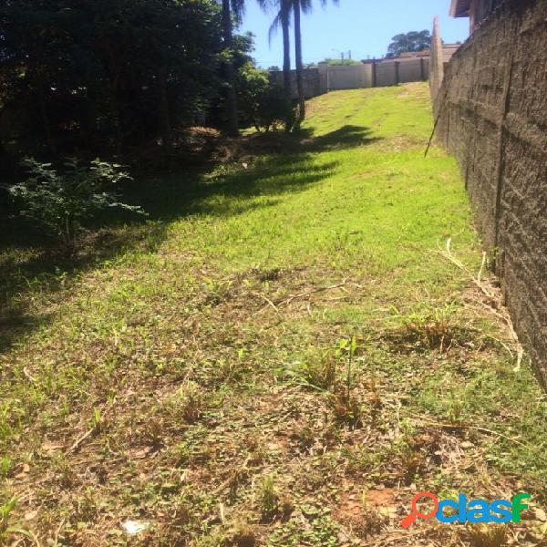 Terreno em Atibaia 200 metros da Alameda Lucas.