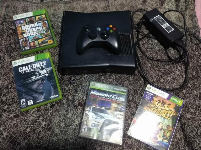 Xbox 360 v/t